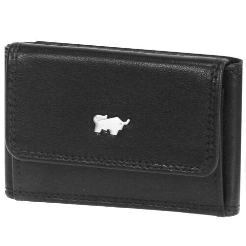 Braun Büffel Braun Büffel Basic Geldbörse I Leder 9,5 cm