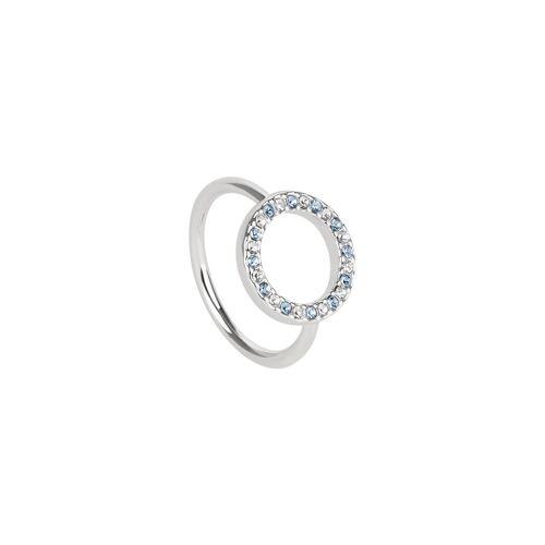 TOSH M Ring besetzt mit Kristallen