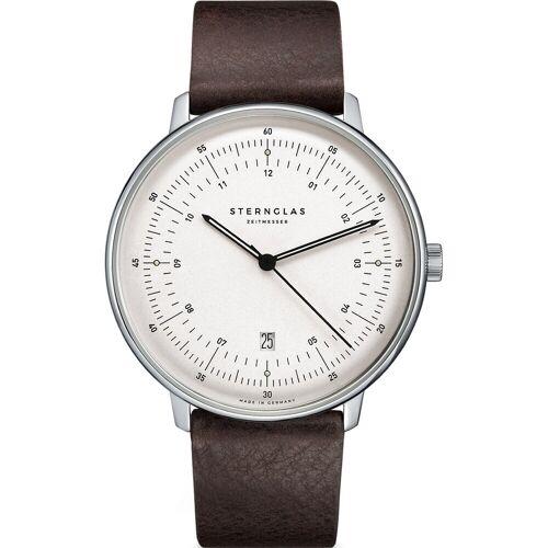 STERNGLAS Sternglas Herren-Uhren Analog Quarz Grün Grün 32013678