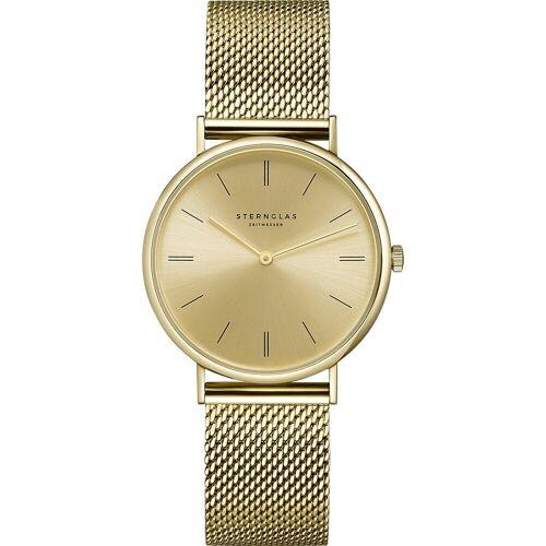 STERNGLAS Sternglas Damen-Uhren Analog Quarz One Size 32012081