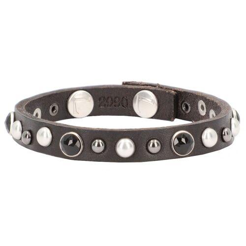 Liebeskind Liebeskind Armband Leder 23 cm
