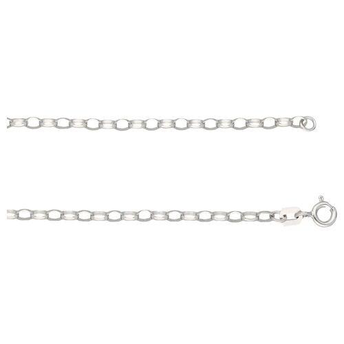 Smart Jewel Smart Jewel Kette Ankerkette Stärke 2,5 mm, Silber 925