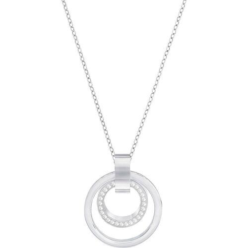 Swarovski Swarovski Damen-Kette Metall/Kristall Swarovski Kristalle One Size 87325342