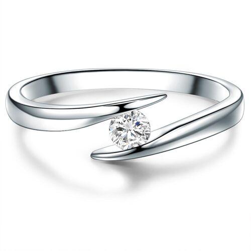 Tresor 1934 Ring  Sterling Silber Topas  silber