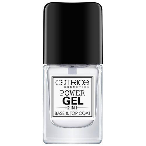 Catrice Nagellack Nagel-Make-up 10.5 ml Weiss Damen  Weiss