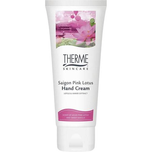 THERME Saigon Pink Lotus Serien Creme 75ml Damen