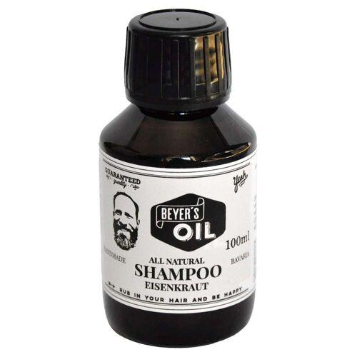 Beyer's Oil Shampoo Eisenkraut Travel Size 100 ml Herren