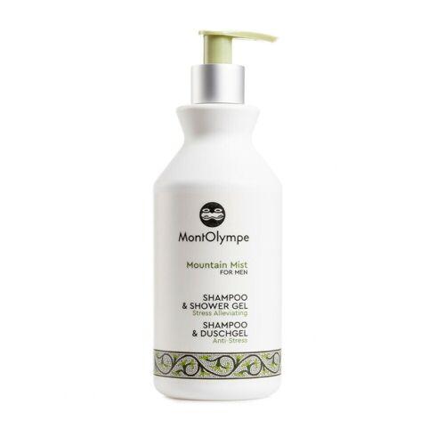 MontOlympe MontOlympe MOUNTAIN MIST Shampoo & Shower gel Herren