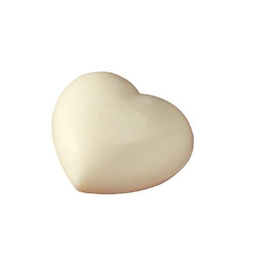 Saling Schafmilchseife - Herz weiß 65g Damen