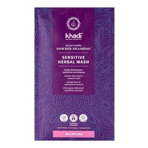 Khadi Naturkosmetik Haarmaske - Sensitive Herbal Wash 50g