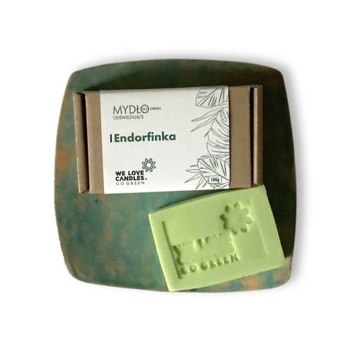 WE LOVE CANDLES Seife Go Green - Endorphin 100g