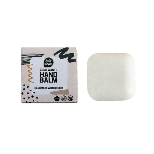 Feste Handcreme - Hand Balm Ginger 25g