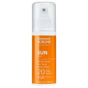 ANNEMARIE BÖRLIND SUN Gesicht Sonnenspray 100ml