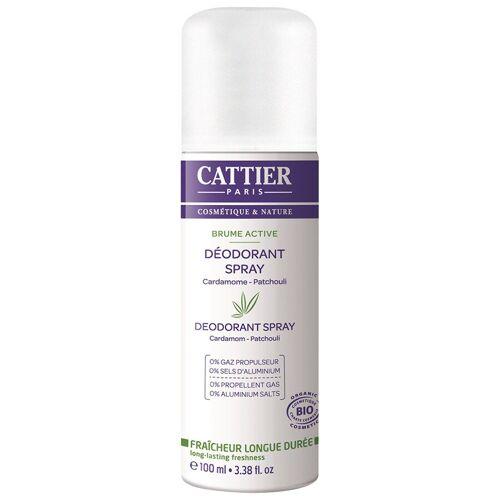 Cattier Cardamom Patchouli - Deodorant Spray 100ml 100ml