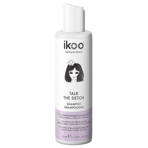 ikoo Shampoo Haare Haarshampoo 100ml