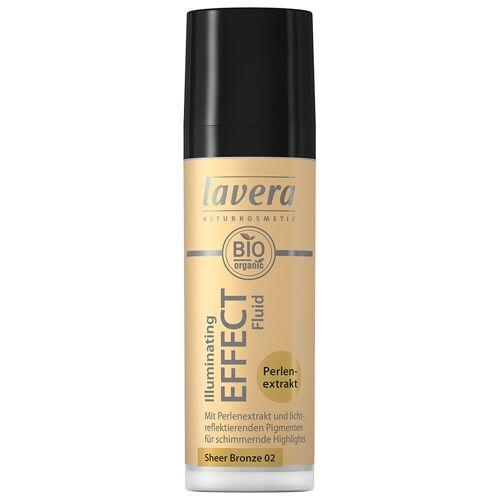 lavera Nr.02 - Sheer Bronze Gesichtsfluid 30ml