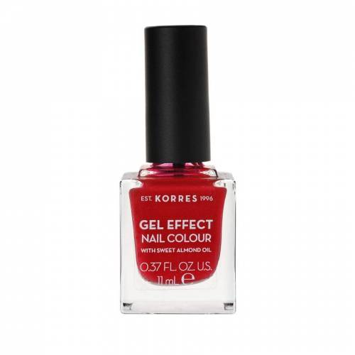 KORRES Nr. 51 Rosy Red Nagellack 11ml