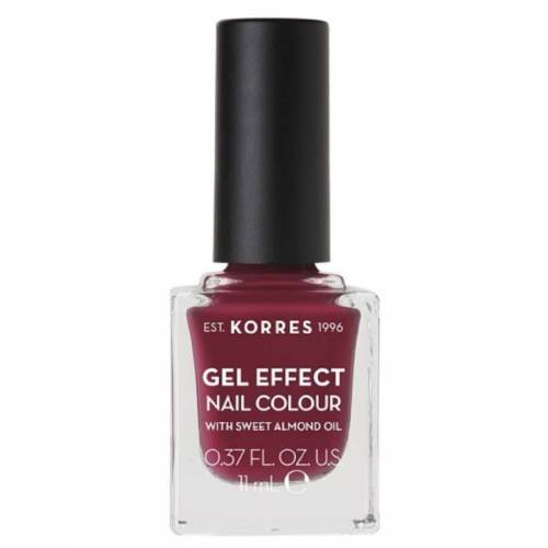 KORRES Nr. 74 Berry Addict Nagellack 11ml