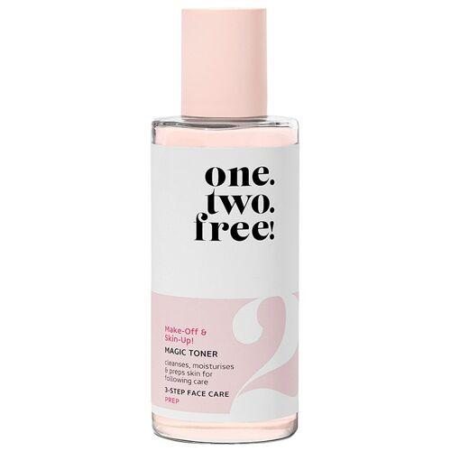 one.two.free! Gesichtswasser 100ml