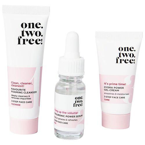 one.two.free! Gesichtsreinigung Gesicht Gesichtsreinigungsset