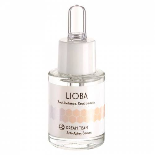 Lioba Serum Gesicht Anti-Aging Gesichtsserum 15ml