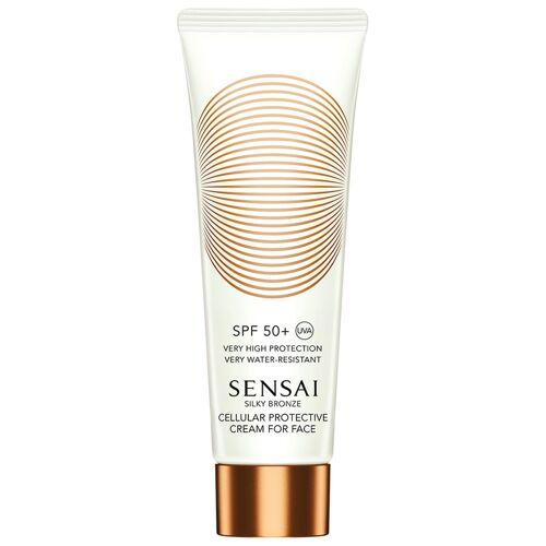SENSAI SENSAI Silky Bronze Gesicht Sonnencreme 50ml
