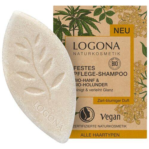 Logona Shampoo Haare Haarseife 60g