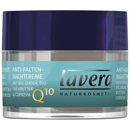 lavera Q10 Nachtcreme Gesichtscreme 50ml