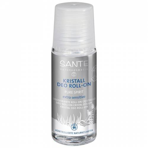 Sante Kristall Deo Roll-on Deodorant Roller 50ml