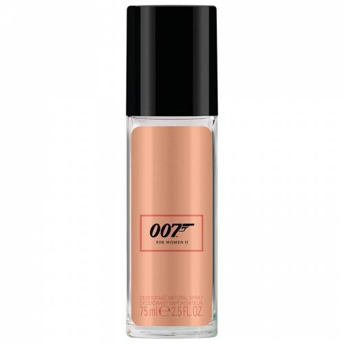 James Bond 007 007 for Women II Deodorant Spray 75ml