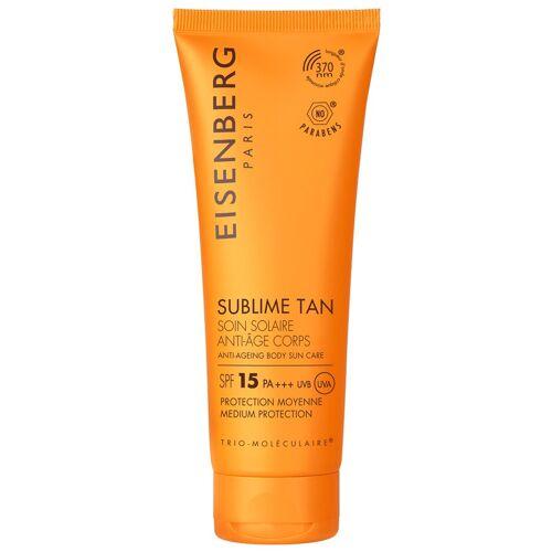 Eisenberg Sonnenpflege Inhaltsstoffe Sonnencreme 100ml