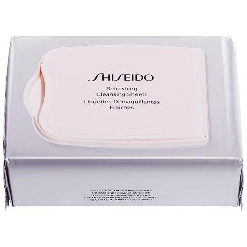 Shiseido 1 Stück Gesichtsreinigungstuch