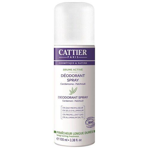 Cattier Körperpflege Körper Deodorant Spray 100ml