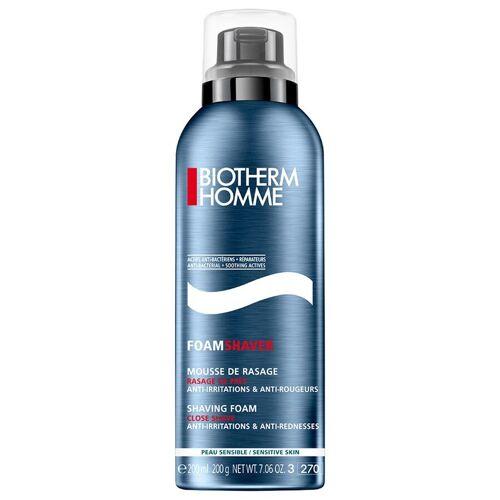 Biotherm Homme Rasur Gesichtspflege Rasierschaum 200ml