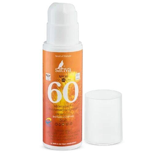 Sativa No. 60 - Mineralische Sonnenschutzcreme 150ml