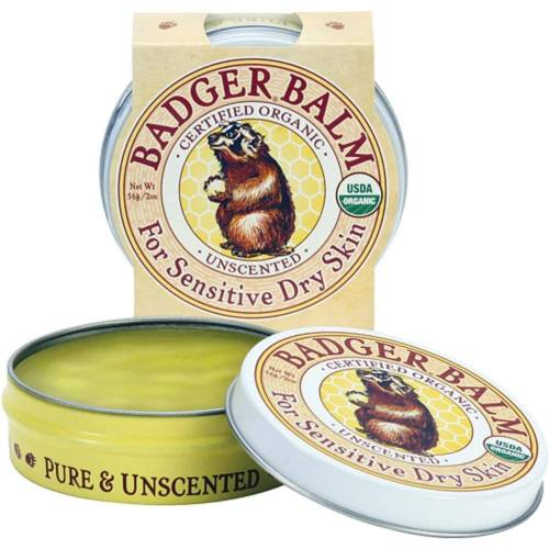 Badger Hand Balm - Unscented 56g
