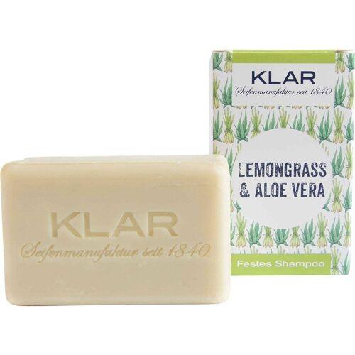 Klar Seifen Lemongrass + Aloe Vera Seife