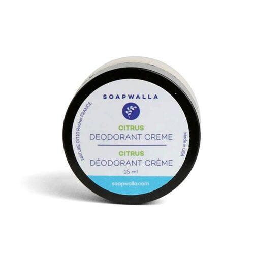Mini Deodorant Cream - Citrus 15g
