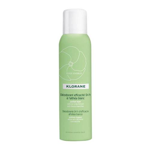 Klorane Deodorant Spray mit Malvenextrakt
