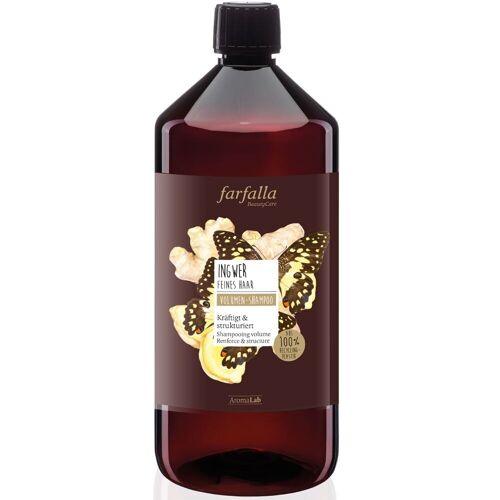 Farfalla Ingwer - Volumen-Shampoo Refill