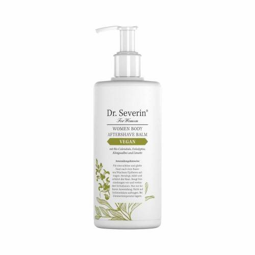 Severin Dr. Severin® Dr. Severin® Women Bio Vegan Body After Shave Balsam   300 ml Pumpspender