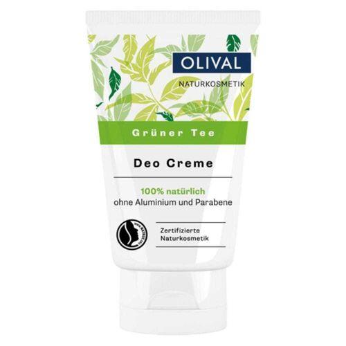 OLIVAL Deo Creme - Grüner Tee 50ml