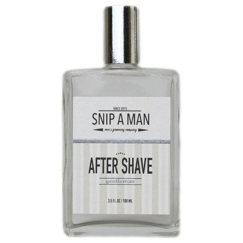 SNIP A MAN After Shave gentleman Herren