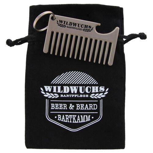 WILDWUCHS Beer & Beard Bartkamm