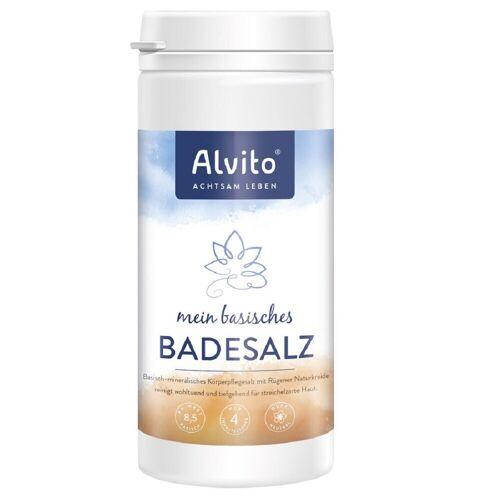 Alvito mein basisches - Badesalz 1500g