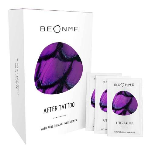 Be on Me Tattoo - After Tattoo Sachet-Box 50x7ml