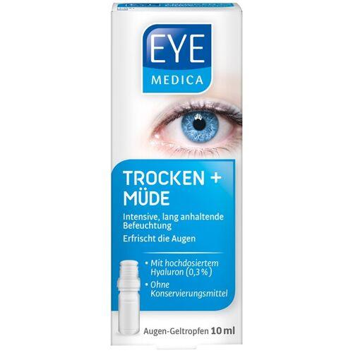 EyeMedica Augen-Geltropfen Trocken+Müde