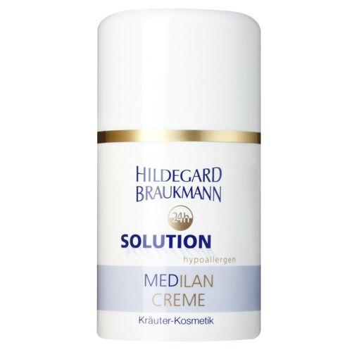 Hildegard Braukmann 24h Solution hypoallergen Gesichtspflege Gesichtscreme 50ml