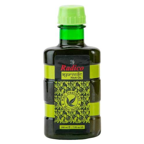 Radico Haaröl - Natur 200ml