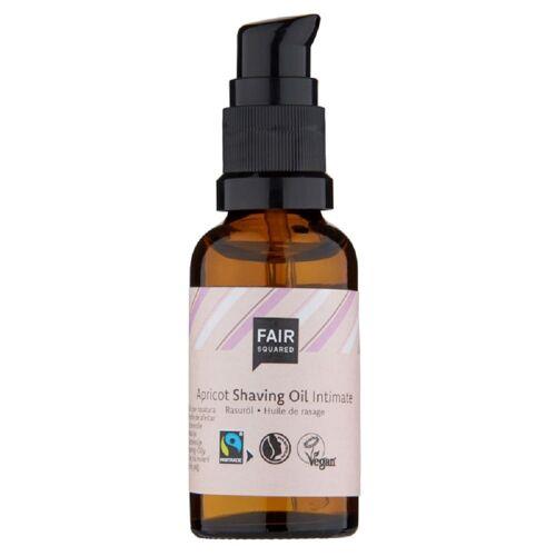 Fair Squared Intimrasur - Öl Aprikose 30ml